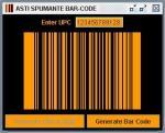 UPC-A Barcode Generator