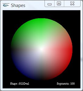 OpenGL Oval - CodeProject